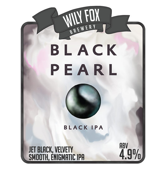 The Black Pearl Black IPa, Wigan Micro Brewery