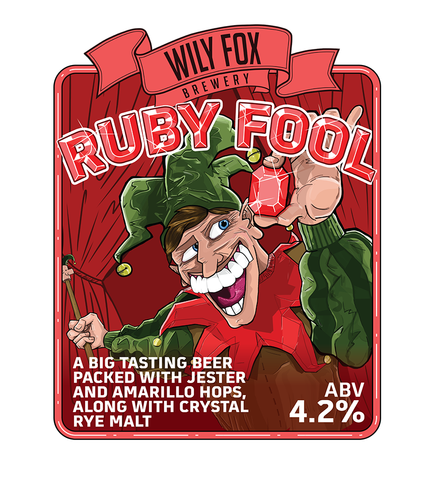 Ruby fool pump clip