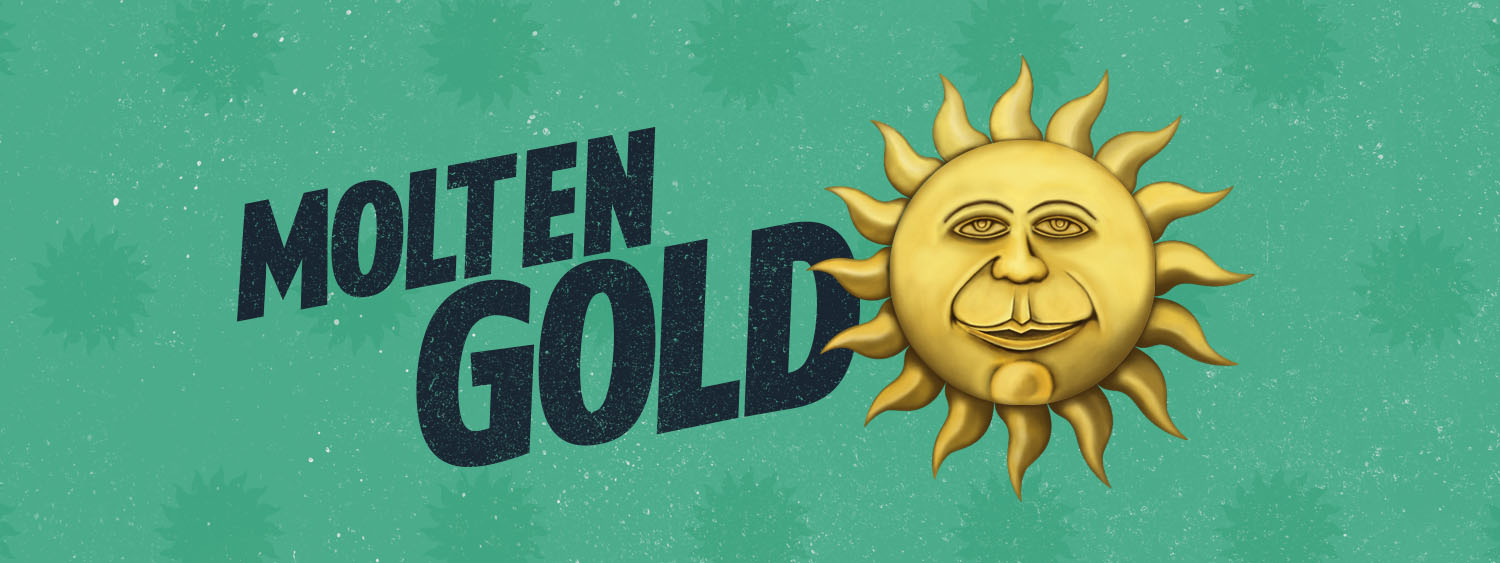 MOLTEN GOLD SUMMER ALE IS BACK