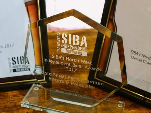 Siba beer awards